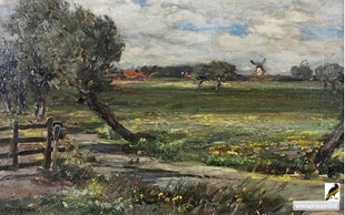 m 6 Juni  Owen Bowen,  leaning willows ,rysord 1863 1967 Eng